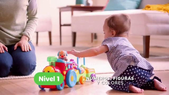 Fisher Price Puppy's Smart Stages Train TV Spot, 'Niveles' [Spanish] - Thumbnail 4