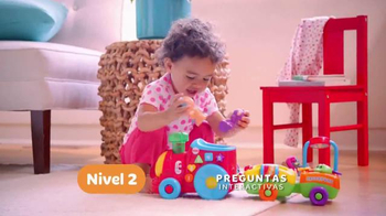 Fisher Price Puppy's Smart Stages Train TV Spot, 'Niveles' [Spanish] - Thumbnail 6