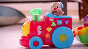 Fisher Price Puppy's Smart Stages Train TV Spot, 'Niveles' [Spanish] - Thumbnail 7