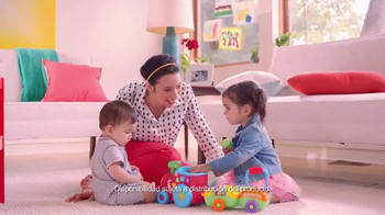Fisher Price Puppy's Smart Stages Train TV Spot, 'Niveles' [Spanish] - Thumbnail 9