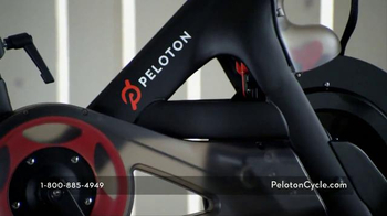 Peloton Cycle TV Spot - Thumbnail 6