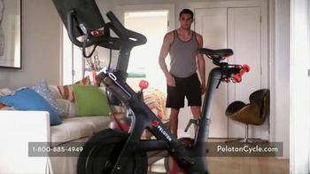 Peloton Cycle TV Spot - Thumbnail 7