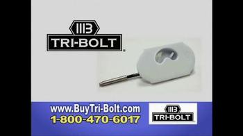 Tri-Bolt TV Spot, 'Security Door' - Thumbnail 2