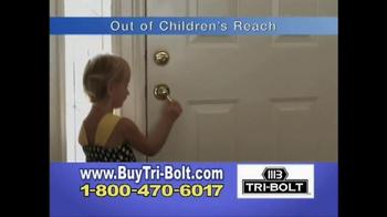 Tri-Bolt TV Spot, 'Security Door' - Thumbnail 3