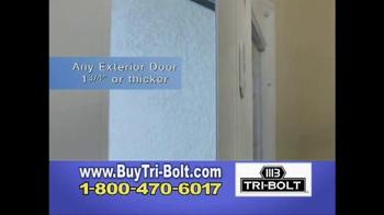 Tri-Bolt TV Spot, 'Security Door' - Thumbnail 5