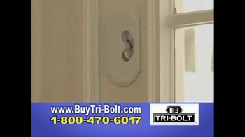 Tri-Bolt TV Spot, 'Security Door' - Thumbnail 6