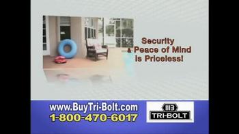 Tri-Bolt TV Spot, 'Security Door' - Thumbnail 8