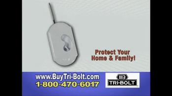 Tri-Bolt TV Spot, 'Security Door' - Thumbnail 9