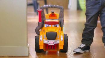 Little Tikes Big Dog Truck Ride-On & Walker TV Spot 'New Dog in Town' - Thumbnail 2