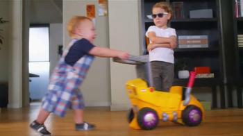 Little Tikes Big Dog Truck Ride-On & Walker TV Spot 'New Dog in Town' - Thumbnail 3