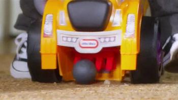 Little Tikes Big Dog Truck Ride-On & Walker TV Spot 'New Dog in Town' - Thumbnail 6