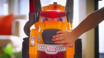Little Tikes Big Dog Truck Ride-On & Walker TV Spot 'New Dog in Town' - Thumbnail 8