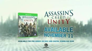 Assassin's Creed Unity TV Spot, 'Execution' - Thumbnail 9