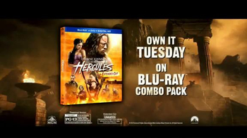 Hercules Extended Cut Combo Pack TV Spot, 'More Action' - Thumbnail 10