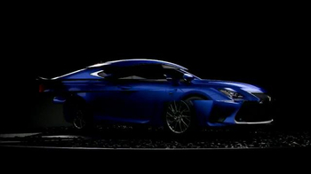 Lexus RC F TV Spot, 'From Road to Race Circuit' - Thumbnail 7