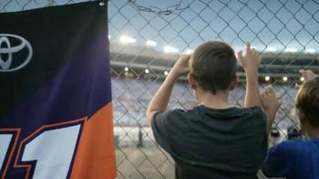 NASCAR TV Spot, 'After the Lap' - Thumbnail 2