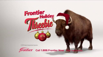 Frontier TV Spot, 'Threebie' - 21 commercial airings