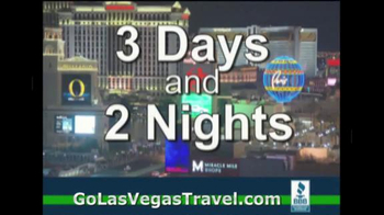 Go Las Vegas Travel TV Spot, 'The Strip' - Thumbnail 4