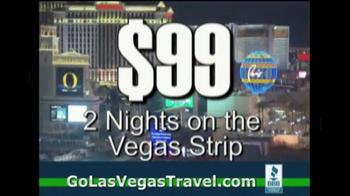 Go Las Vegas Travel TV Spot, 'The Strip' - Thumbnail 5