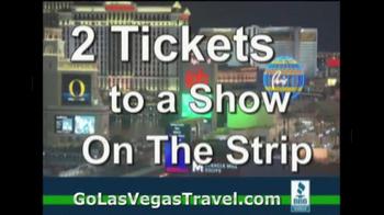Go Las Vegas Travel TV Spot, 'The Strip' - Thumbnail 6