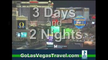Go Las Vegas Travel TV Spot, 'The Strip' - Thumbnail 8
