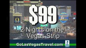 Go Las Vegas Travel TV Spot, 'The Strip' - Thumbnail 9