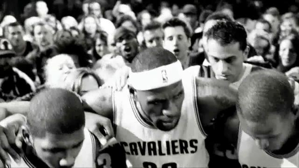 Nike TV Commercial, 'Together' Featuring LeBron James