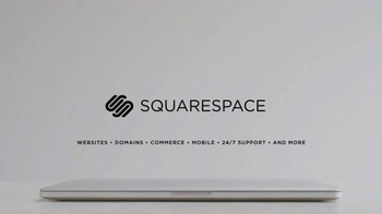 Squarespace 7 TV Spot, 'Start Here. Go Anywhere.' Song by MPSO - Thumbnail 10