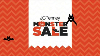 JCPenney Monster Sale TV Spot, 'Scary Good Deals' - Thumbnail 1