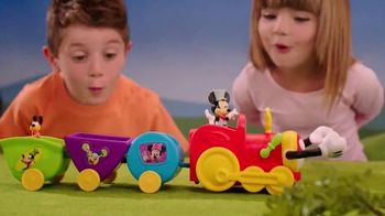 Fisher Price Wobble Bobble Choo Choo TV Spot, 'Mickey Mouse Clubhouse'