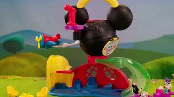 Fisher Price Wobble Bobble Choo Choo TV Spot, 'Mickey Mouse Clubhouse' - Thumbnail 5