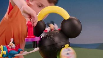 Fisher Price Wobble Bobble Choo Choo TV Spot, 'Mickey Mouse Clubhouse' - Thumbnail 6