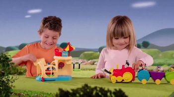 Fisher Price Wobble Bobble Choo Choo TV Spot, 'Mickey Mouse Clubhouse' - Thumbnail 7
