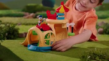 Fisher Price Wobble Bobble Choo Choo TV Spot, 'Mickey Mouse Clubhouse' - Thumbnail 8