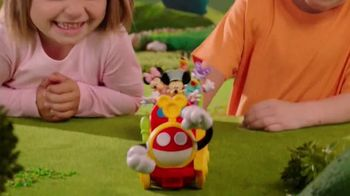 Fisher Price Wobble Bobble Choo Choo TV Spot, 'Mickey Mouse Clubhouse' - Thumbnail 9