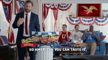 Ball Park Flame Grilled Patties TV Spot, 'So American: American Drip' - Thumbnail 8