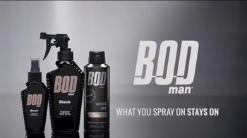 Bod Man Body Spray TV Spot, 'Motorcycle' - Thumbnail 9