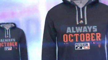 MLB Shop TV Spot, '2014 MLB World Series' - Thumbnail 1