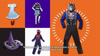 Kmart TV Spot, 'Disfraces Para Halloween' [Spanish] - Thumbnail 4