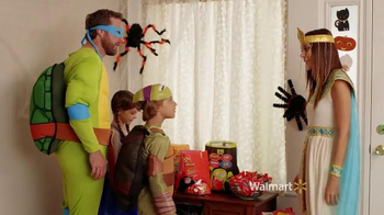 Walmart TV Spot, 'Monstrously Big Halloween' - 544 commercial airings