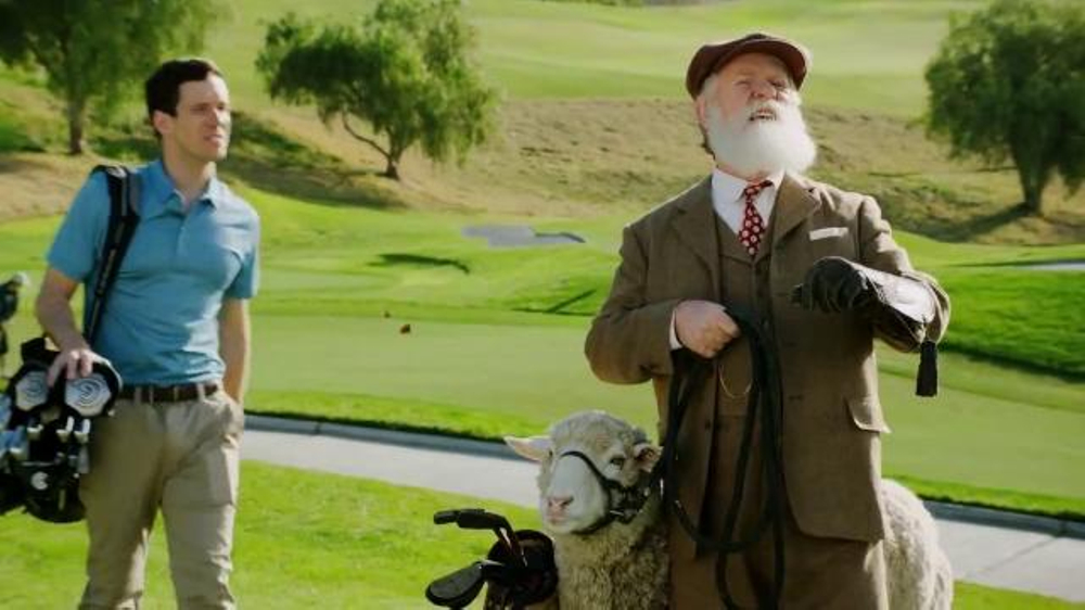 GolfNow.com Mobile App TV Commercial, 'Get Accurate Yardages and Keep Score'