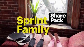 Sprint TV Spot, 'Famiilas' [Spanish] - Thumbnail 1