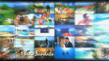 Sandals Resorts TV Spot, 'Absolutely Everything' - Thumbnail 3