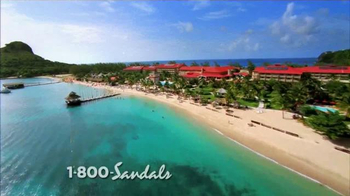 Sandals Resorts TV Spot, 'Absolutely Everything' - Thumbnail 5