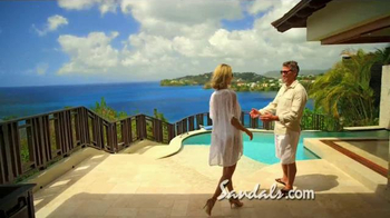 Sandals Resorts TV Spot, 'Absolutely Everything' - Thumbnail 6