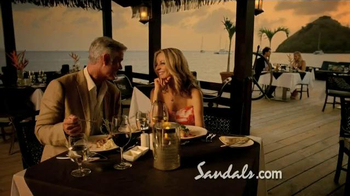 Sandals Resorts TV Spot, 'Absolutely Everything' - 548 commercial airings