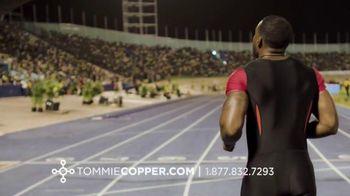 Tommie Copper TV Spot, 'Run. Rest. Repeat.' Featuring Justin Gatlin