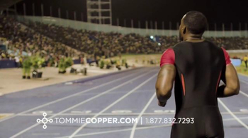 Tommie Copper TV Spot, 'Run. Rest. Repeat.' Featuring Justin Gatlin - Thumbnail 1