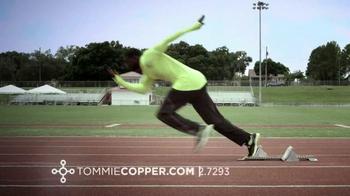 Tommie Copper TV Spot, 'Run. Rest. Repeat.' Featuring Justin Gatlin - Thumbnail 3