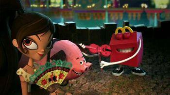 McDonald's Happy Meal TV Spot, 'The Book of Life' [Spanish] - Thumbnail 2